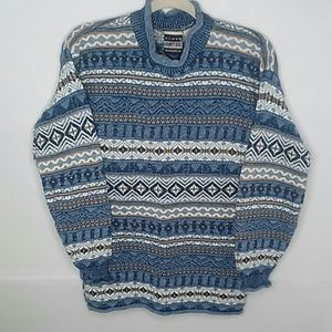 Nuovo country seat oversize grandpa sweater med.